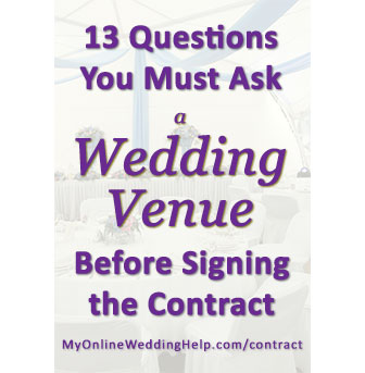 image about Questions to Ask Wedding Venue Printable identify concerns toward talk to your wedding day location 2. deciding upon your wedding day