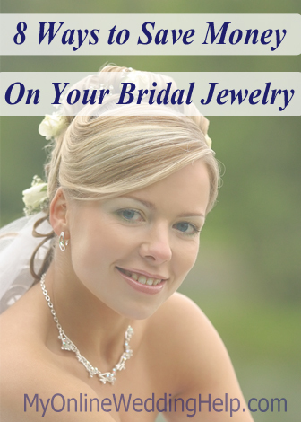 8 Ways to Save on Bridal Jewelry.