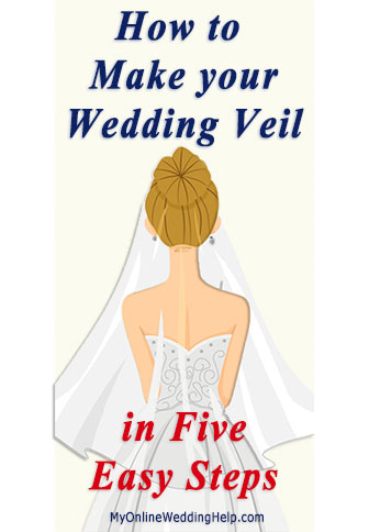 How to make a wedding veil. Videos and step-by-step instructions.
