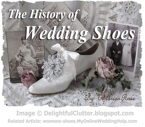 Traditions Involving Wedding Shoes
