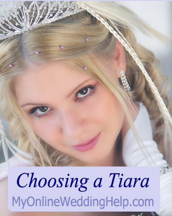 Choosing The Right Wedding Tiara 1